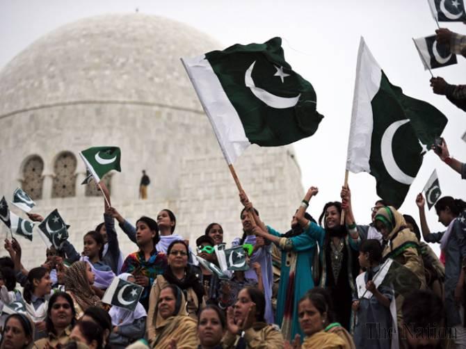 14 August Celebration In Karachi