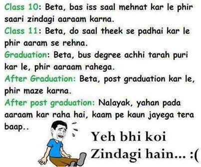 Life of Students