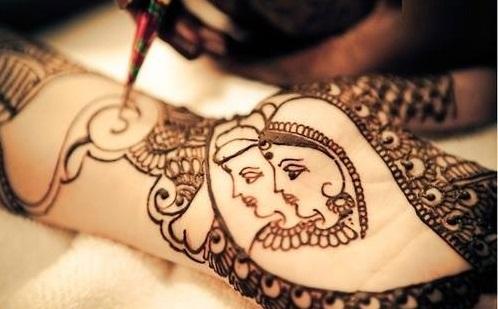 Indian Mehndi Design 2014