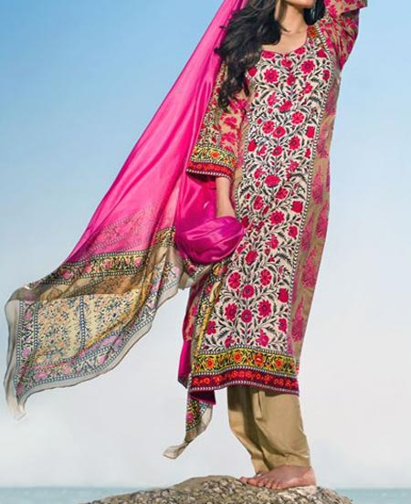 Sana Safinaz Lawn Collection