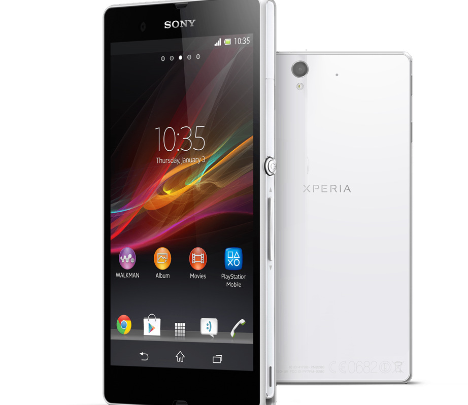 #8 The Sony Xperia Z won