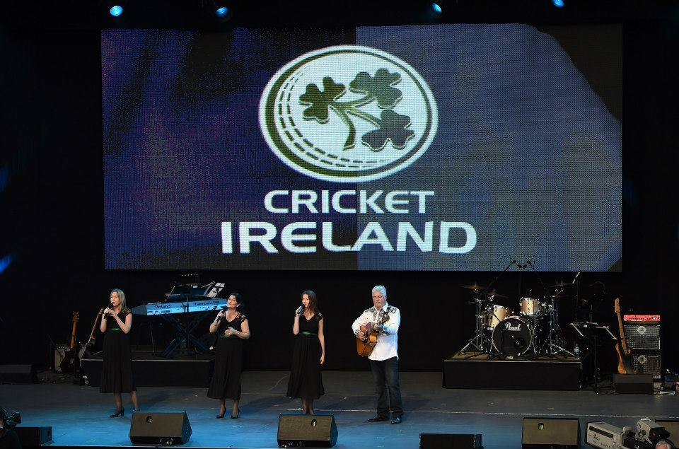 A Song Performed By Ireland Band At WC 2015 Opening Ceremony