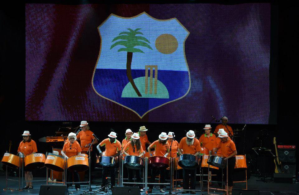 West Indies Performed Drums At WC 2015 Opening Ceremony