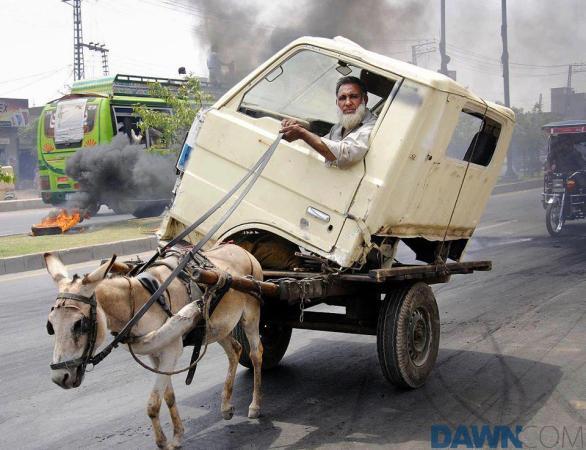Karachi Best Sawari hy ap..........