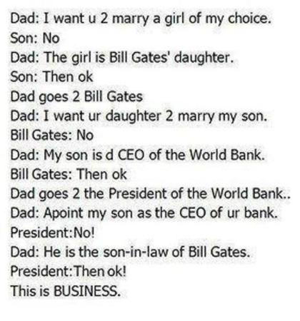 Real Business Man