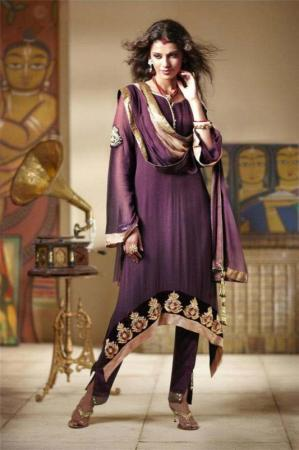 Pakistani Frock Design