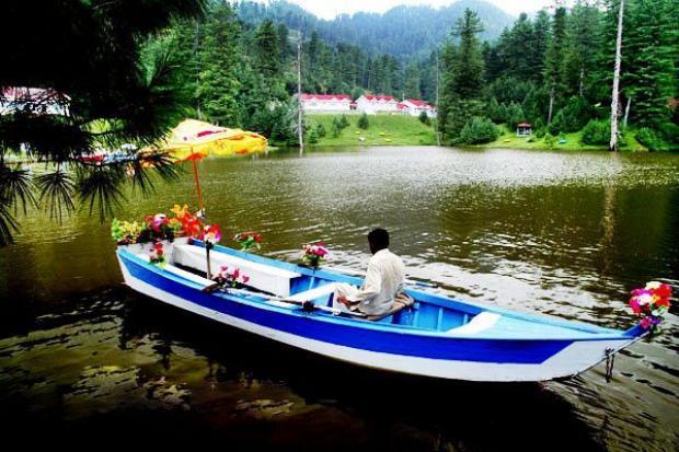 Banjosa Lake - Rawalakot