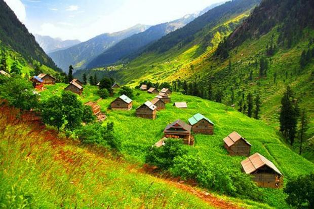 Neelum Valley of Paradise Kashmir