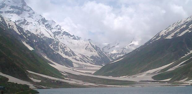Beautiful Lake Saif-ul Malook