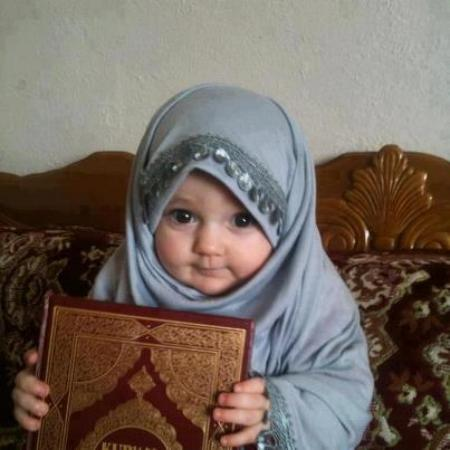 Teach your child to practice their religion at an early age.