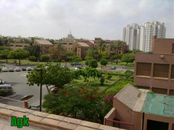 Green karachi