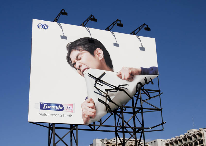 Creative Billboard Designs