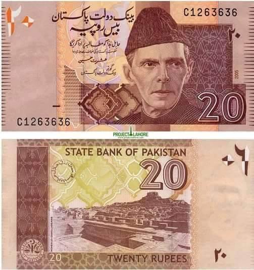Pakistani Coins 2019