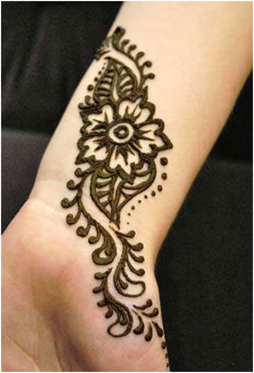 13 Back And Front Hand Mehndi Latest Designs 2014 38 Pics