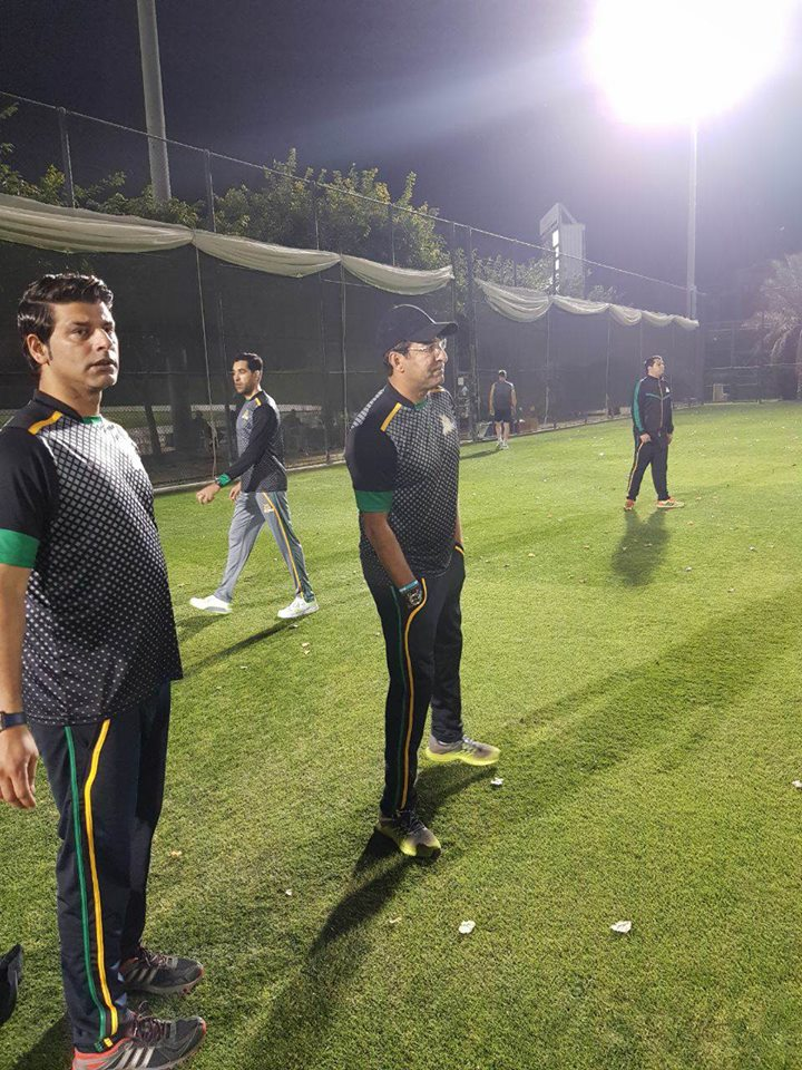 Multan Sultans Practice Session In Dubai