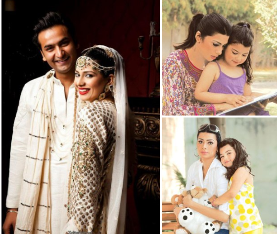 Pakistani Celebrities And Their Families