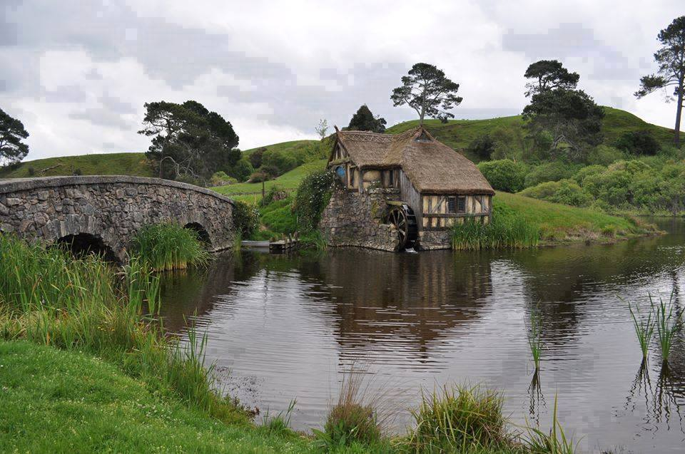 Real-Life Hobbit Homes in New Zealand