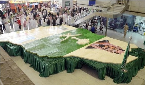 10 of the Biggest Cakes ever made