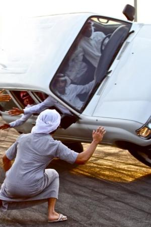 Arabic Shaikhs Car Skills