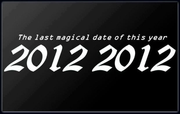The Last Magical Date Of This Year