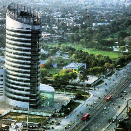 Arfa Karim IT tower, Model town Lahore