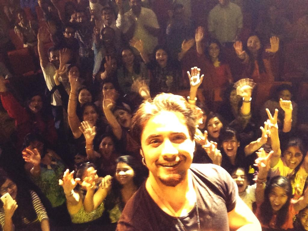 ALi Zafar Music Concert In Singapore
