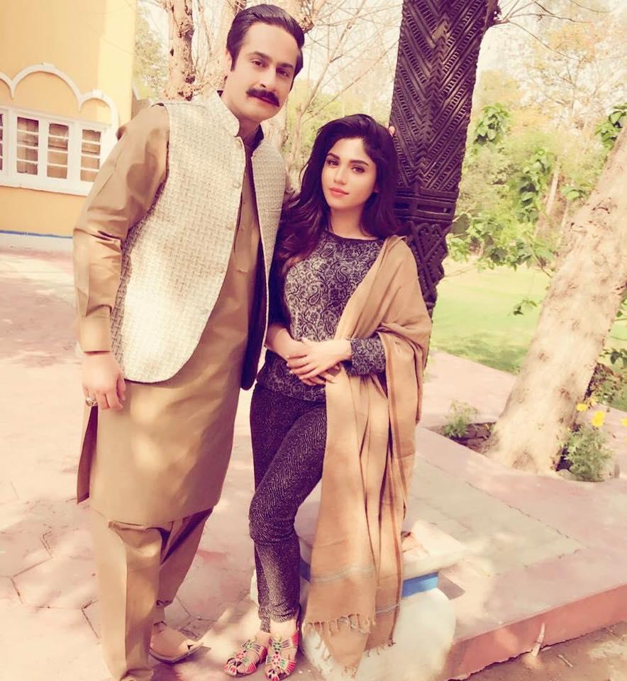 Aamna Malick & Kamran Jeelani