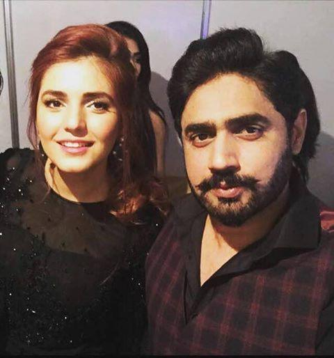 Abrar Ul Haq & Momina Mustehsan