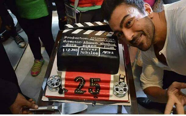 Actor Shaan Shahid Is Celebrating 25 Years OF His Film Career