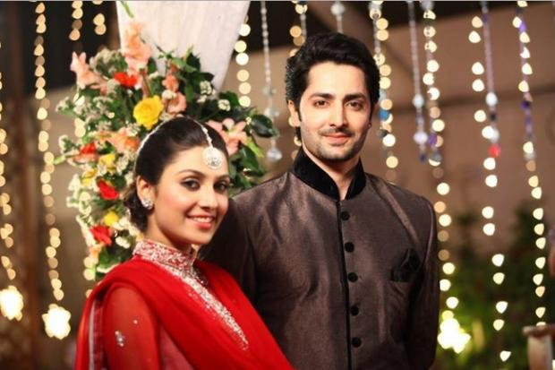Actress Aiza Khan and Danish Taimoor Getting Married Soon