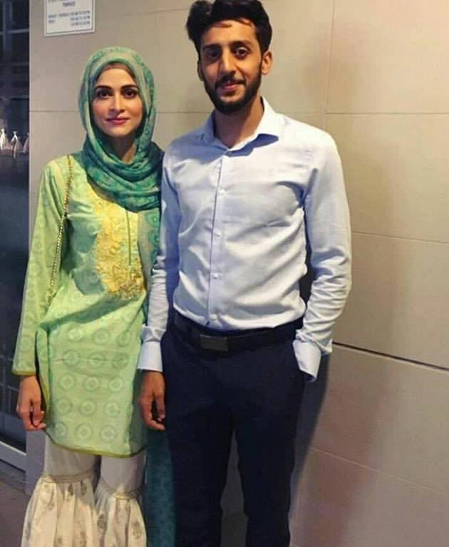 Actress Arij Fatyma Is Engaged