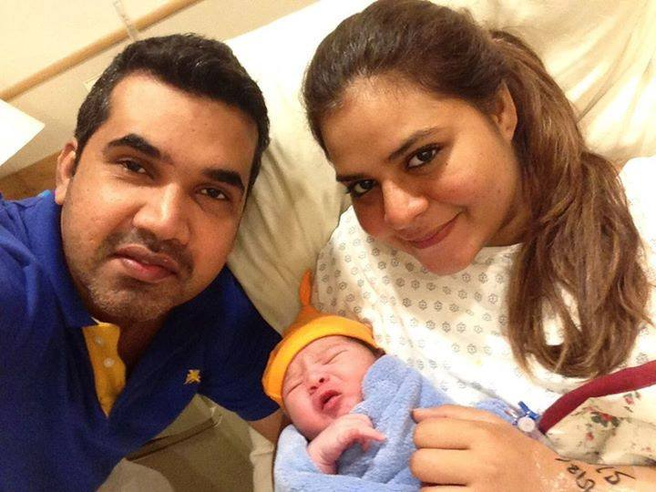 Actress Beenish Chohan Blessed With Baby Boy