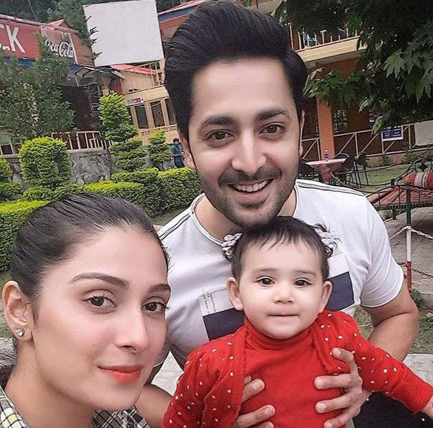 Adorable Family Of Danish Taimoor