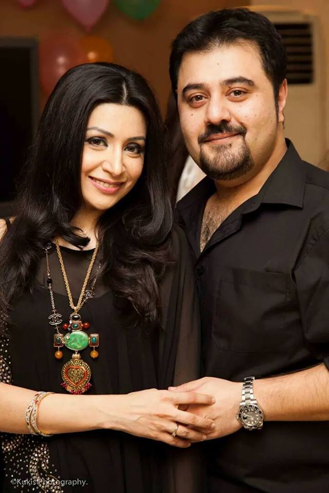 Ahmed Butt & Fatima Khan Blessed With Baby Boy Azaan
