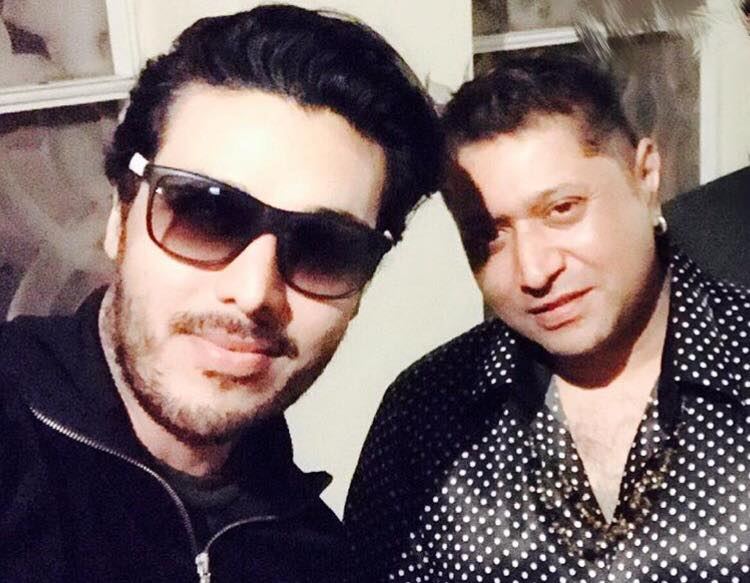 Ahsan Khan With Tazz