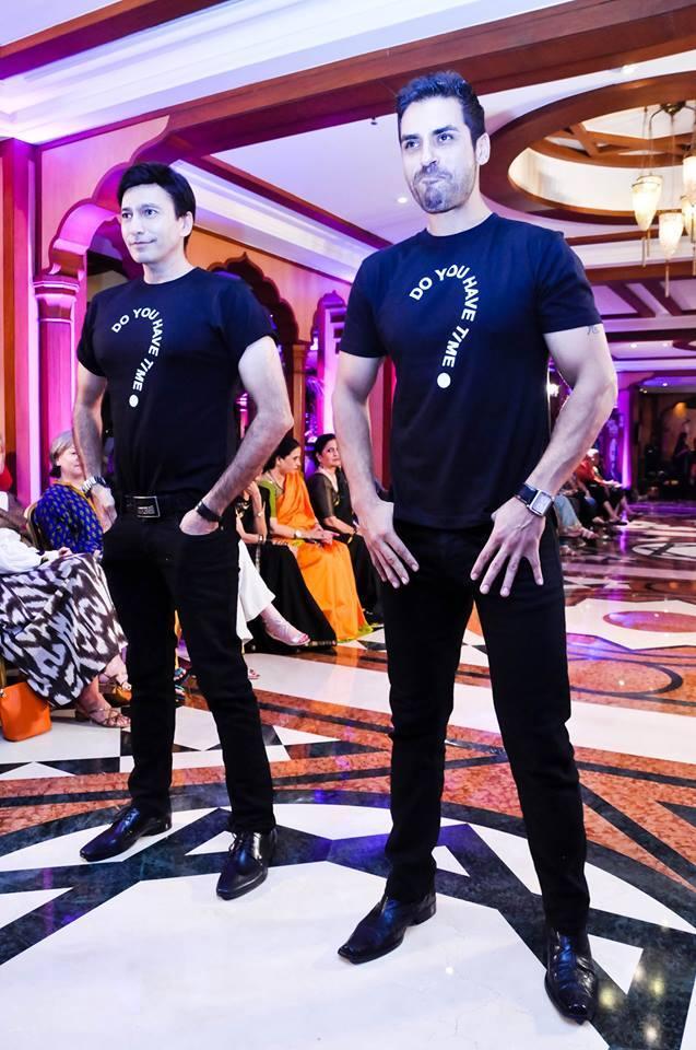 Aijaz Aslam Walks in Thor Fashion Show