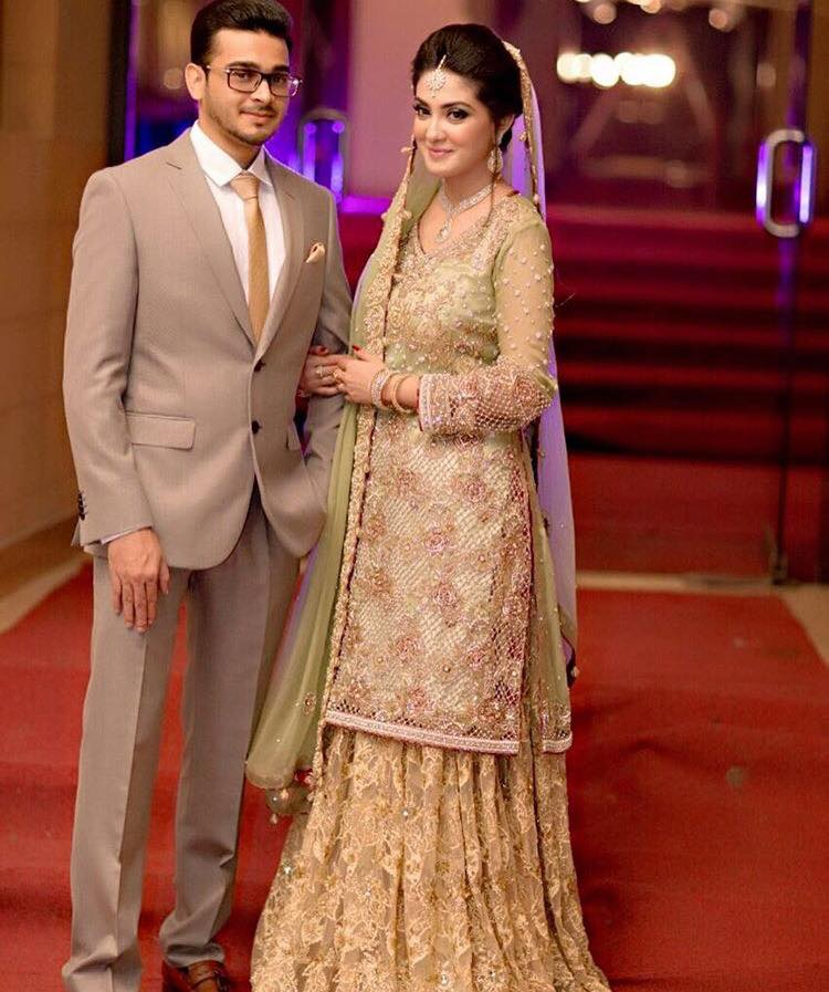 Aleezay Tahir On Her Engagement With Arsalan Ahmed