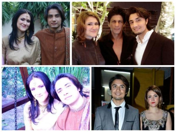 Ali Zafar Wife Ayesha Fazli - Golden Moments