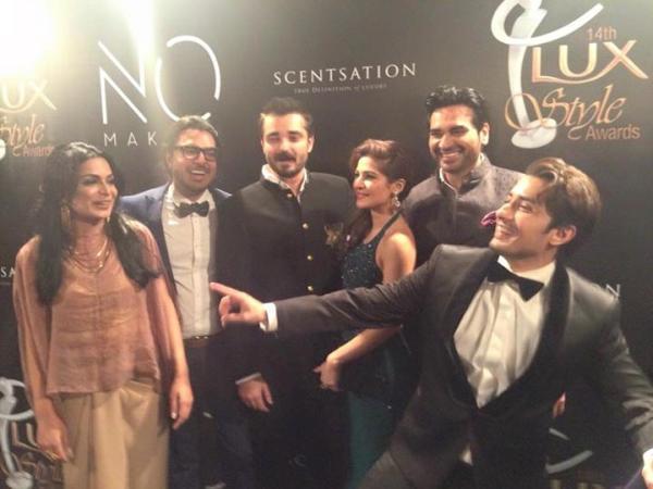 Ali Zafar Making Fun with Stars