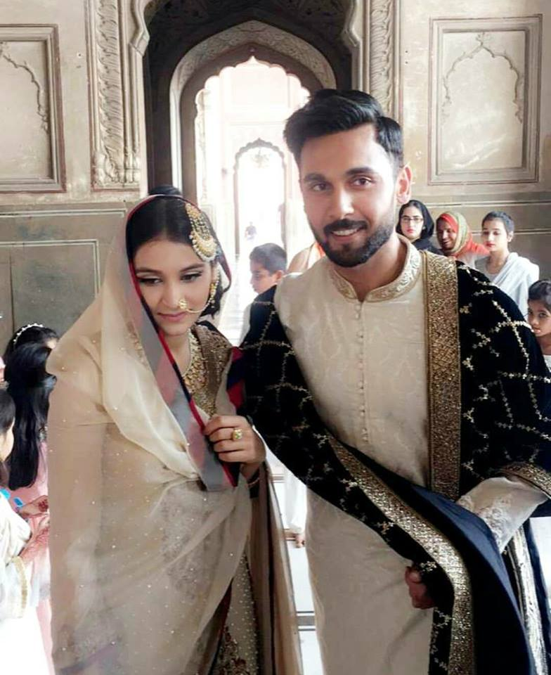 Anchor Abdullah Sultan Got Nikkah-Fied