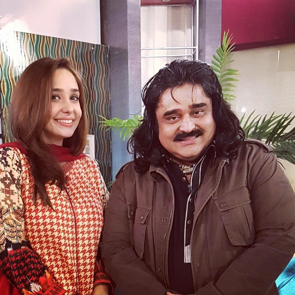 Arif Lohar With Juggun Kazim