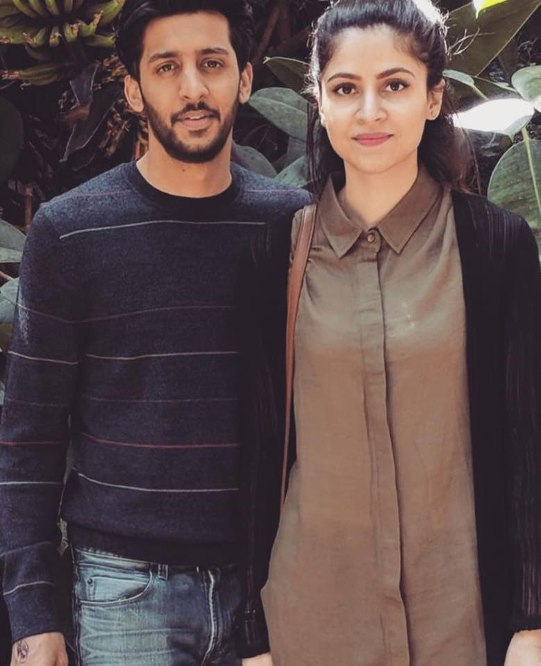 Arij Fatyma With Her Husband