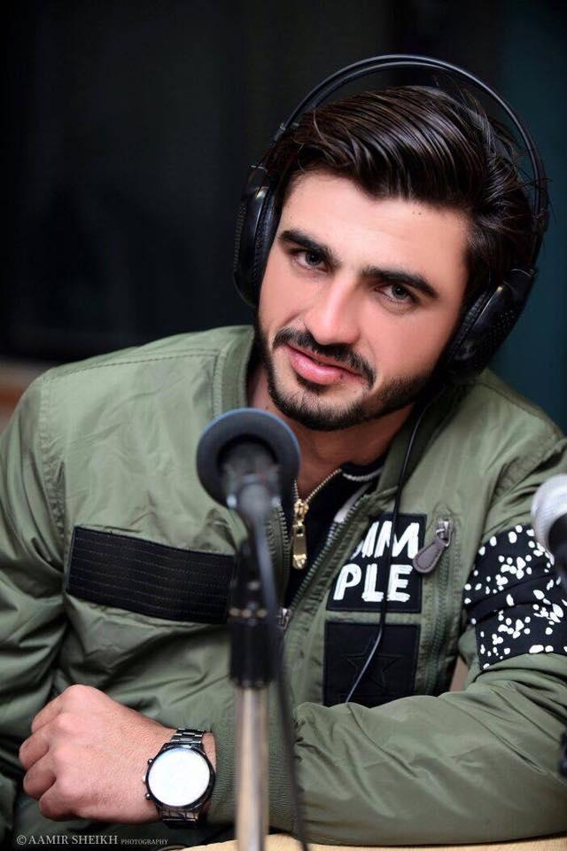 Arshad Khan On A Radio Show