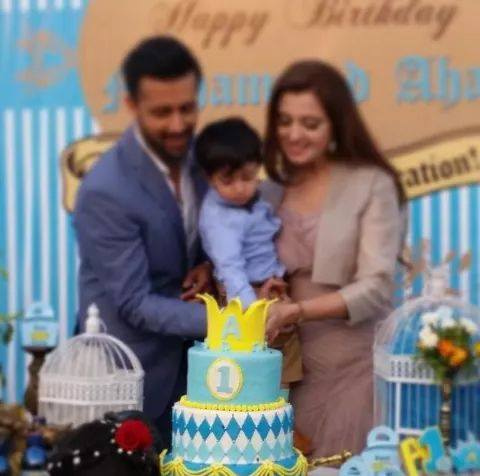 Atif Aslam Celebrated His Son
