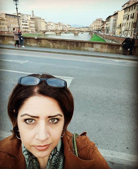 Atiqa Odho In Florence, Italy
