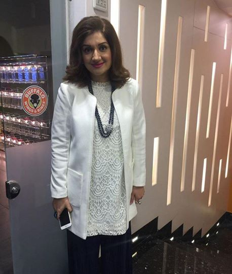 Ayesha Sana At Recent Event