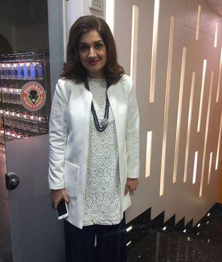 Ayesha Sana At Recent Event