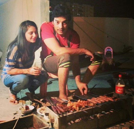 BBQ Time Fatima And Kunwar