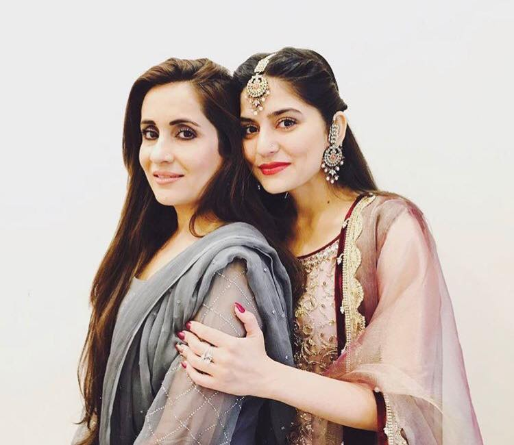 Beautiful Sisters Sanam Baloch & Sabreen Hisbani