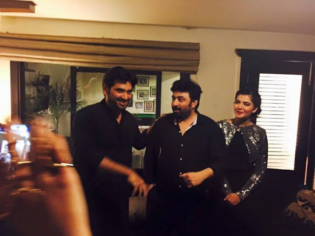 Birthday Celebration Of Humayun Saeed and Yasir Nawaz